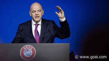 'You cannot be half in or half out' - FIFA president Infantino warns Super League clubs of 'consequences'