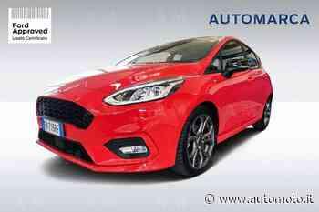Vendo Ford Fiesta 1.5 TDCi 5 porte ST-Line usata a Silea, Treviso (codice 8857076) - Automoto.it