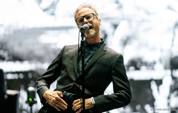 The National share rescheduled UK and European tour dates for summer 2022