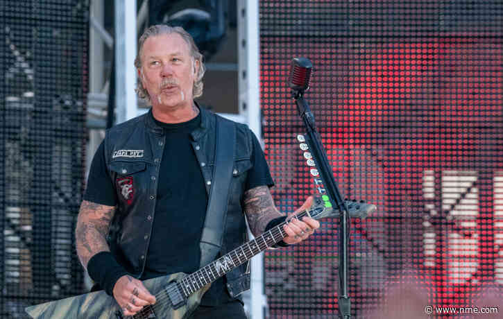 Watch James Hetfield's wholesome appearance at Little Kids Rock Virtual Benefit