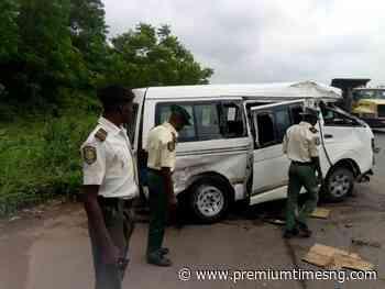 Two nurses die, 10 injured in Lagos-Abeokuta Expressway accident - Premium Times