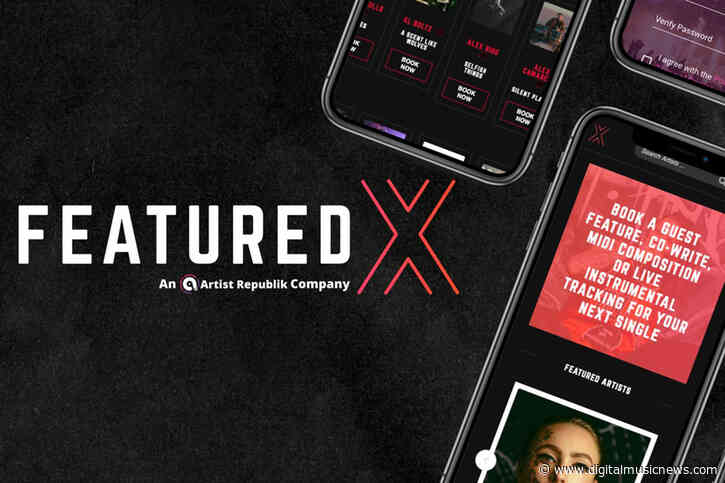 360-Degree Platform Artist Republik Acquires Remote Collaboration Upstart Featured X