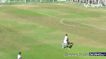 Con triplete de Ezequiel Rescaldani, San Martín (SJ) goleó a San Telmo 5 - 0 - TyC Sports