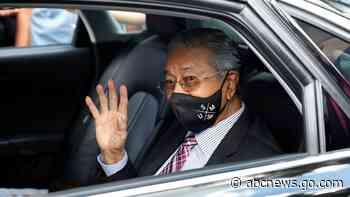 Malaysian opposition urges king to end coronavirus emergency - ABC News