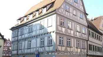 Rottenburg: Die Räume sind bereits fertig - Rottenburg & Umgebung - Schwarzwälder Bote