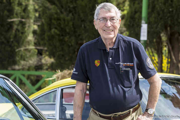 Campaign seeks funds for Vic Elford cancer fight