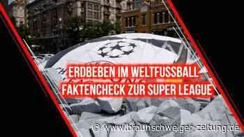 Erdbeben im Weltfußball: Faktencheck zur Super League