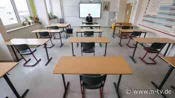 Inzidenz für Schulschließungen: GroKo rechtfertigt 165er Grenzwert