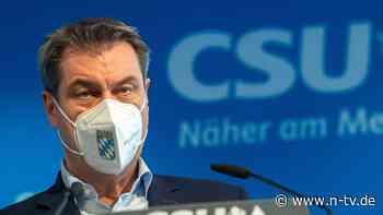 """""""Kandidat der Herzen"""": Söder liefert einen giftigen Verzicht"""