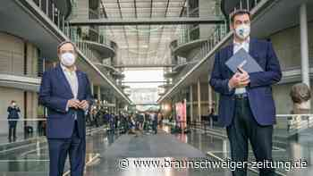 Newsblog: Kanzlerkandidatur der Union: Laschet tritt vor die Presse