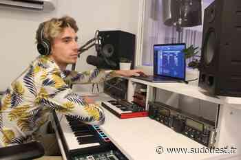 Gujan-Mestras : dans le studio d'enregistrement de Tom Debes, dit Drumsize - Sud Ouest