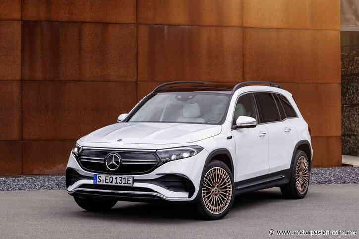 El Mercedes-Benz EQB trae practicidad al SUV eléctrico: 7 plazas en talla compacta - Motorpasión México