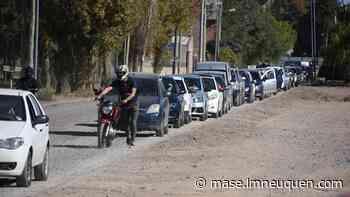 Llega nafta de Villa Mercedes, Comodoro y La Plata - Lmneuquen.com - Lmneuquen.com