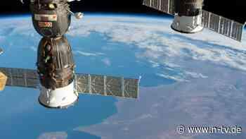 Das Ende für die ISS?: Russland baut an eigener Raumstation