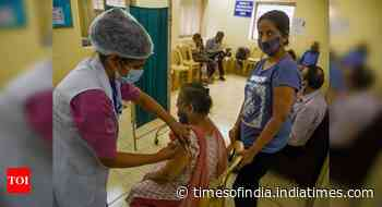 Coronavirus live updates: Delhi HC slams Centre's vaccination drive, says it is 'simply bad planning' - Times of India