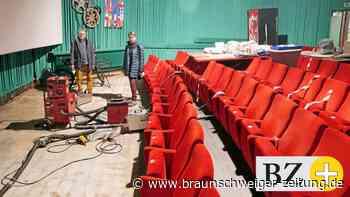 Bürgerkino Cinema in Salzgitter-Bad wird Großbaustelle