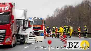 Weniger Unfälle auf Abschnitten der Autobahnen A7 und A38