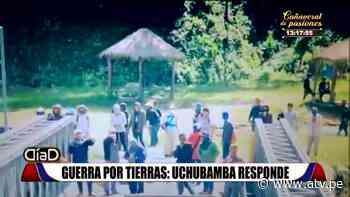 Batalla campal por tierras en Jauja: La versión de los pobladores de Uchubamba - ATV.pe