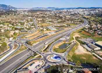 OLLIOULES : A50 - Echangeur d'Ollioules/Sanary-sur-Mer, travaux de nuit la semaine du 19 avril - La lettre économique et politique de PACA - Presse Agence