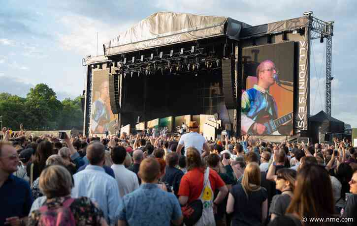 """Festival insurance remains """"single biggest worry"""" as government is urged to back up events"""