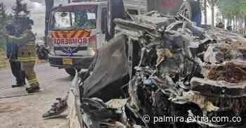 Dramático accidente sucedió en la vía Popayán – Totoró - Extra Palmira