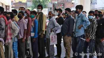 Sorglosigkeit auf Massen-Events: Corona-Zahlen in Indien schießen in die Höhe