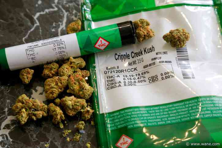 Should states regulate marijuana by its potency? Some say yes