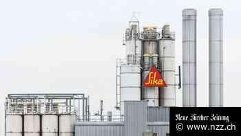 KOMMENTAR - Rekordquartal: Sika wächst in den Aktienkurs hinein