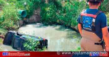 Terminan parranda en un dren en Valle Hermoso; hay un muerto - Hoy Tamaulipas