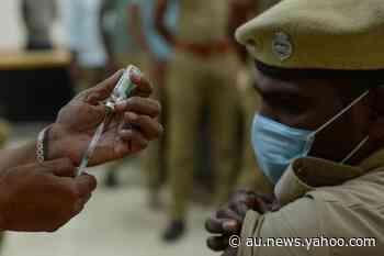 US advises against India travel as coronavirus cases surge - Yahoo News Australia