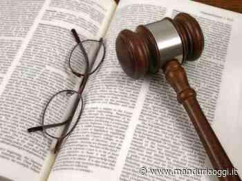 MANDURIA - Blitz Cupola, secondo la Cassazione non regge l'accusa di associazione mafiosa per gli indagati - ManduriaOggi