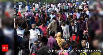 Coronavirus live updates: Maharashtra likely to impose strict lockdown, CM Uddhav to make announcement - Times of India
