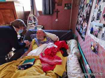 Sucy-en-Brie : physiquement très amoindris, ils optent pour la vaccination anti-Covid à domicile - Le Parisien