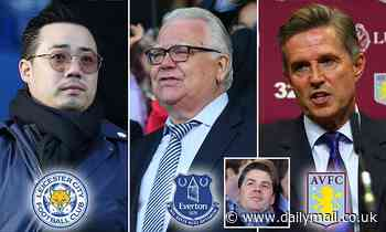 Premier League's furious 14 outcast clubs 'consider all action available' to stop the Super League