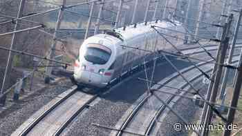 EU ahndet illegale Absprachen: Deutsche Bahn muss Millionenstrafe zahlen