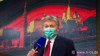 """Westen soll sich mal beruhigen: Kreml klagt über """"antirussische Psychose"""""""