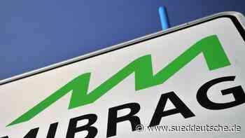 Mibrag plant Windpark im Tagebau Vereinigtes Schleenhain - Süddeutsche Zeitung