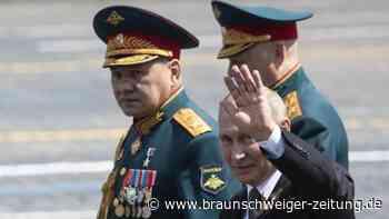 Ukraine-Konflikt: Russland hält Manöver im Schwarzen Meer ab