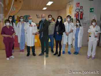 Pediatria Siena, l'Associazione Arturo Pratelli dona oltre mille euro alla Onlus Insieme per i Bambini - gonews