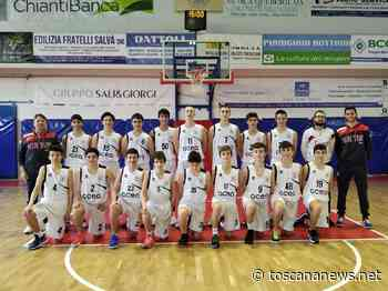 SIENA - Basket: una vittoria e una sconfitta per le giovanili rossoblu - Toscana News - Toscana News