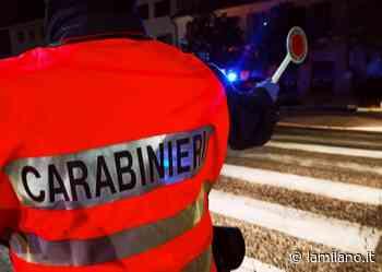 Siena, arrestato in flagranza di reato mentre rubava carburante da una ruspa - La Milano