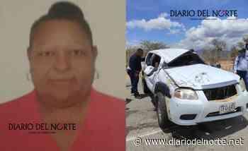 Accidente en la vía San Juan del Cesar - Valledupar deja una mujer gravemente herida - Diario del Norte.net