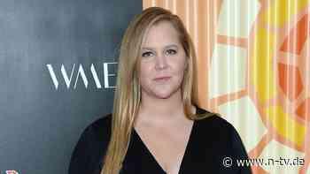 Eiskalte Therapie geteilt: Amy Schumer kämpft gegen ihr Doppelkinn