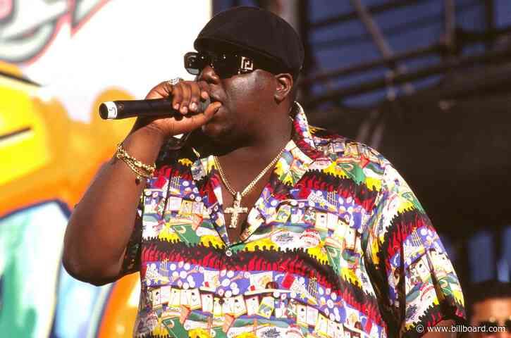 WME to Manage the Estate of Notorious B.I.G.