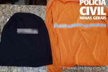 Homem que usava uniforme de gari e furtava casas em Frutal é preso pela Polícia - O Tempo