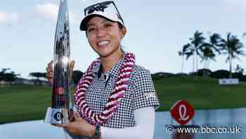 Lotte Championship: Lydia Ko ends three-year title drought in Hawaii
