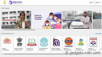 How to Upload Documents to DigiLocker - Gadgets 360