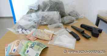 Viernheim/Birkenau/Mannheim: Rauschgiftfahnder beschlagnahmen Drogen - Echo Online