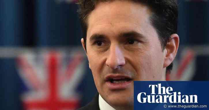 Defence minister Johnny Mercer on brink of resigning