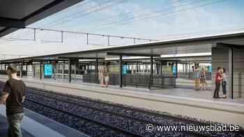 Vijf jaar werken om station moderner en beter toegankelijk te maken